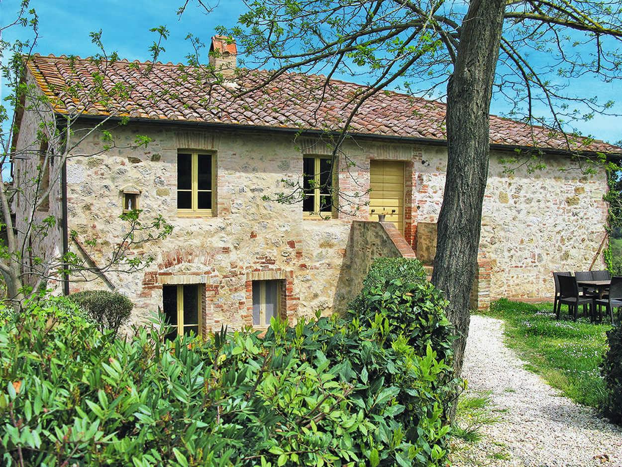 Casa Oliveto, 2 BDR, Casole d'Elsa, Siena, Tuscany