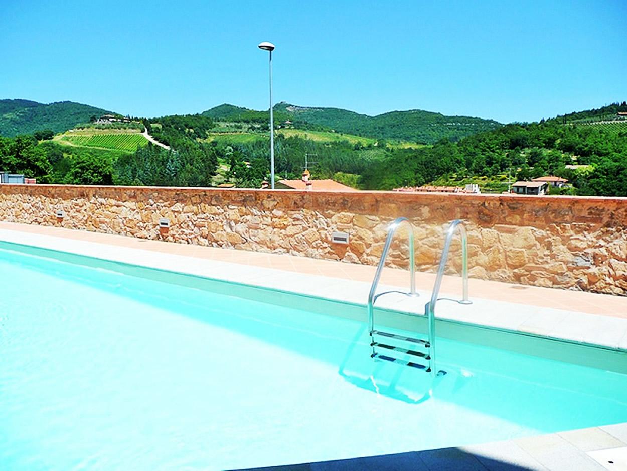 Casa Giardino, 1 BDR, Gaiole in Chianti, Siena, Tuscany