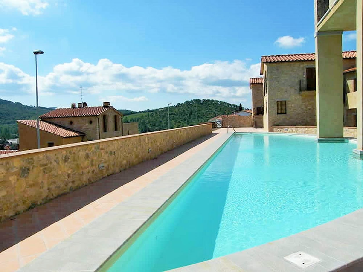 Casa Corte, 2 BDR, Gaiole in Chianti, Siena, Tuscany