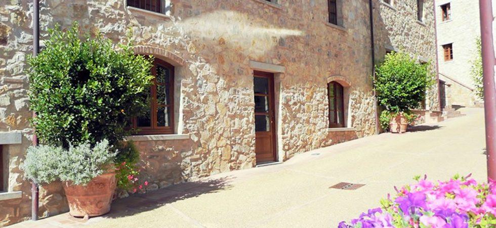 Casa Borgo, 2 BDR, Borgo di Gaiole, Chianti, Tuscany