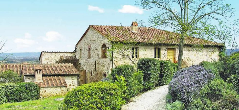 Casa Comignolo, 3 BDR, Sleep 8, Casole d'Elsa, Siena, Tuscany