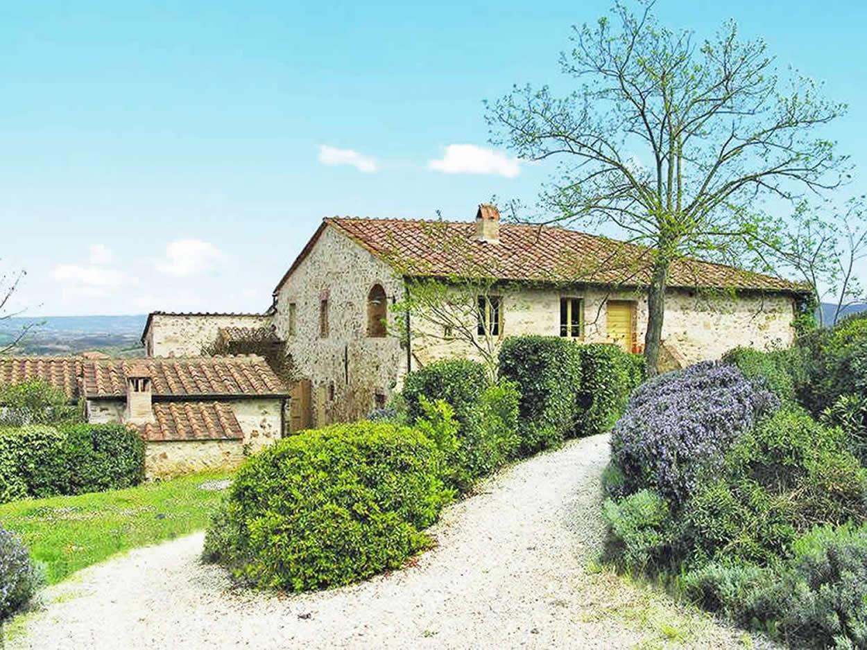 Casa Comignolo, 3 BDR, Casole d'Elsa, Siena, Tuscany