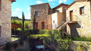 Casa Chianti, 2 BDR, Borgo di Gaiole, Siena, Chianti, Tuscany