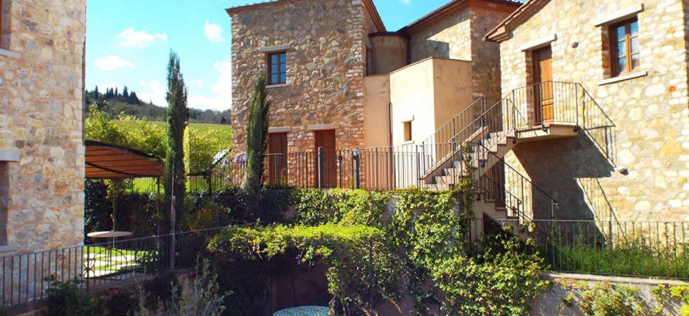 Casa Chianti 7, 2 BDR, Borgo di Gaiole, Chianti, Tuscany