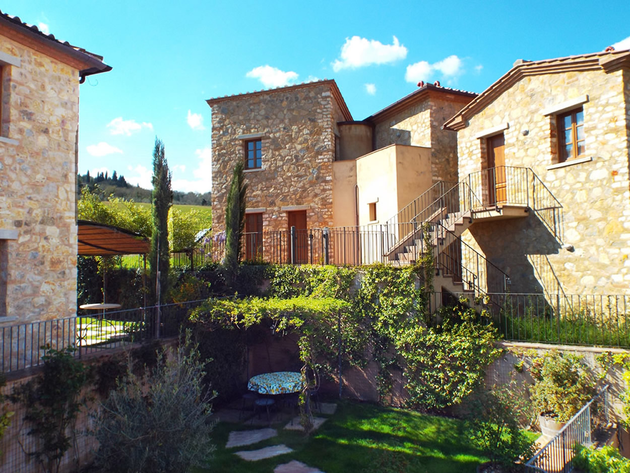 Casa Chianti 7, 2 BDR, Gaiole in Chianti, Siena, Tuscany