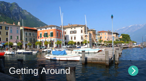 Getting Around Lake Garda