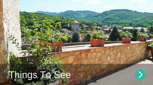 Things to see in Borgo di Gaiole