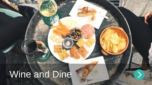 Wine and dine in Borgo di Gaiole