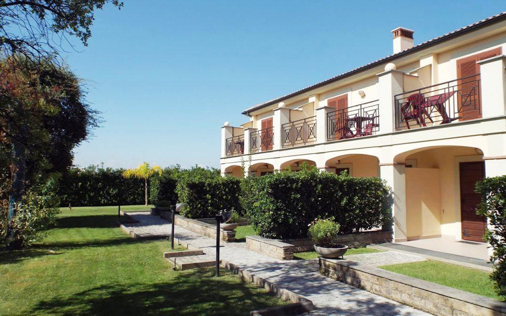 Golf Club Suite Rome 1/4